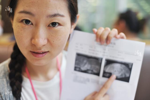 摄影师265天为妻子记录孕妇日记