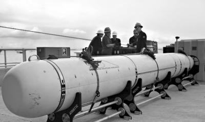 美军研水下无人机网络对付中俄 拟在前线设无人充电站
