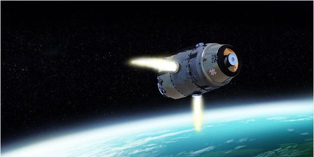美媒揭秘美军新式反导武器:专克中俄多弹头导弹