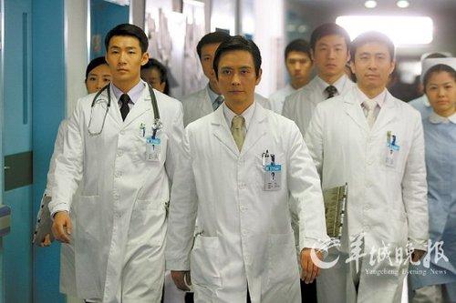 《医者仁心》被称为内地医疗剧的