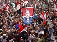 埃及大选穆尔西胜鼓舞哈马斯