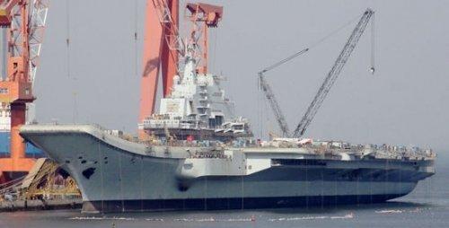 韩媒:瓦良格航母有4大缺陷 但适合中国(图)
