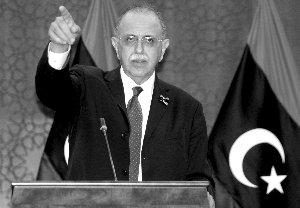 利比亚过渡政府成立 抓捕卡扎菲父子功臣居要职