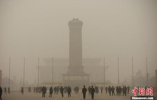 两会期间北京或有雾霾浮尘天 不会出现极端天气