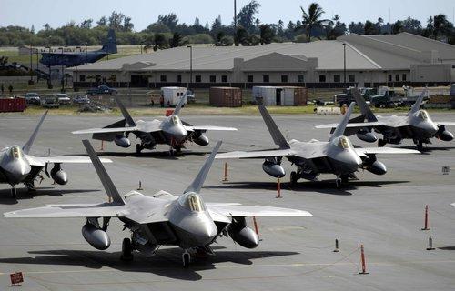 反北约组织:美当局把民众饭钱用于扩张军力