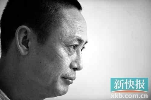 ■赵海滨回家后,一直在广州某医院疗养。新快报记者孙毅/摄