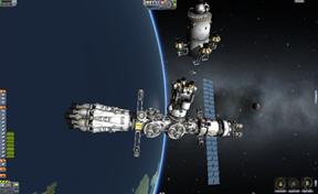 参与坎巴拉太空计划