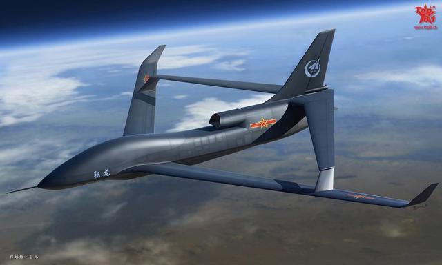 美媒:中国翔龙无人机批量投产 可媲美全球鹰