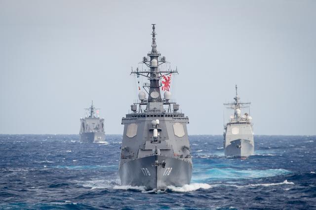 日媒叫嚣中国威胁论:没日本中国已夺取夏威夷