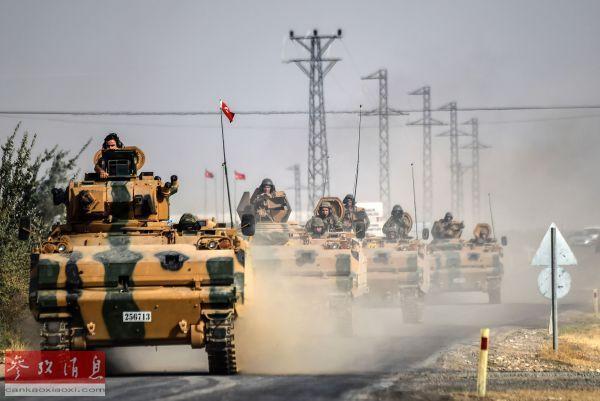 """""""打脸""""?美国称不支持土耳其在叙利亚行动"""
