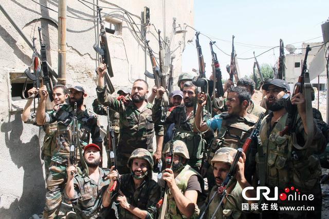 叙利亚反政府武装未能按协议撤离阿勒颇