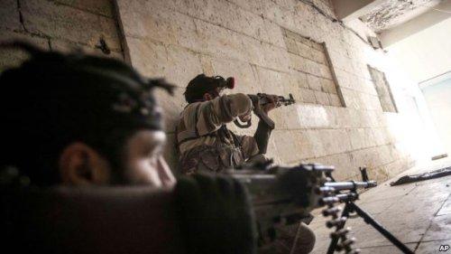 叙反对派瞄准大马士革国际机场 警告平民远离