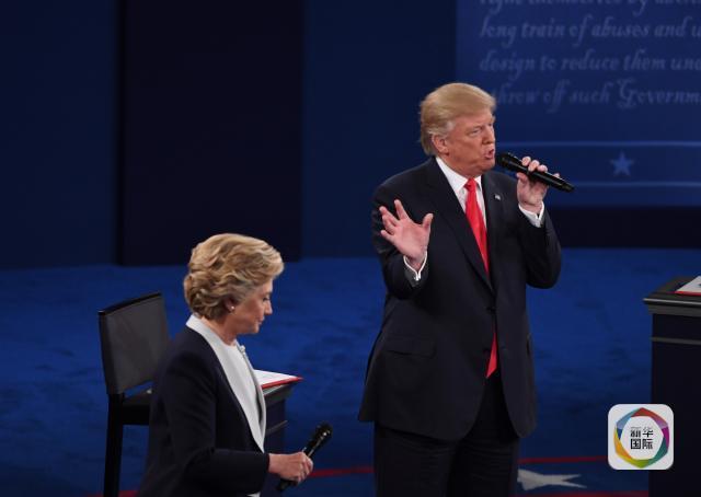 """美国大选丑闻录:""""辱""""字当头的美国大选"""
