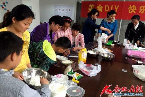 站浚县区以亲情DIY加深美食互动美食北社的图片