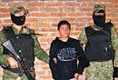墨西哥逮捕14岁黑帮杀手