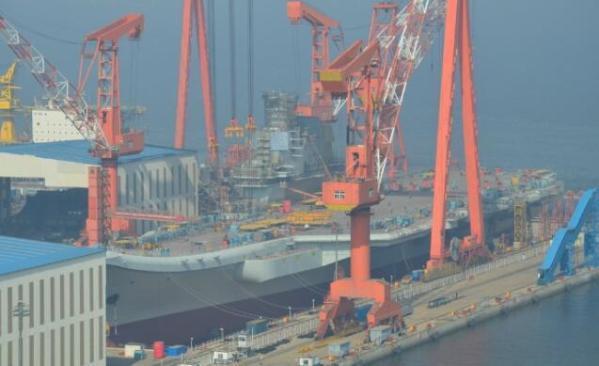 全电推进系统能否登上中国航母?专家:需不竭的原始动力