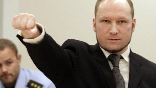 分析称挪威法院或在布雷维克刑满后延长刑期
