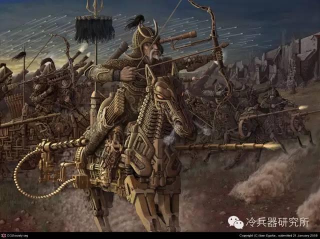 古代蒙古大军横扫欧洲的真正原因