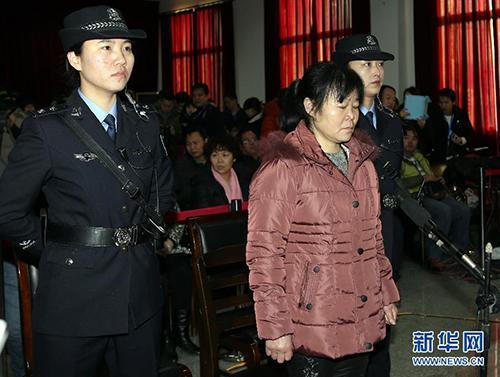 陕西富平贩婴医生被判死缓 曾当庭痛哭道歉