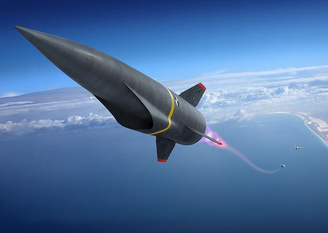 美澳成功测试高超音速巡航导弹 每小时飞距近地球直径