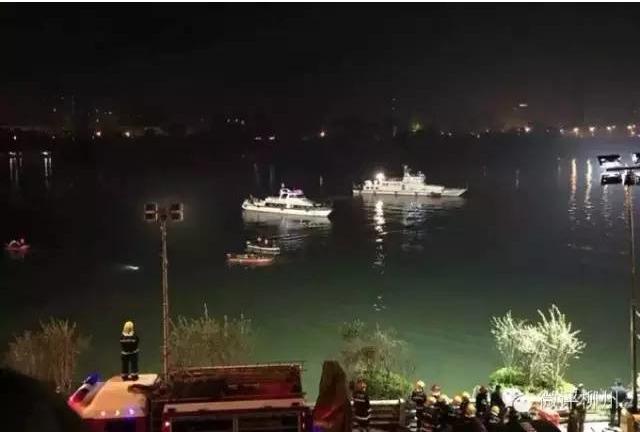 媒体称柳州市长落水前心神不宁 催促回柳州