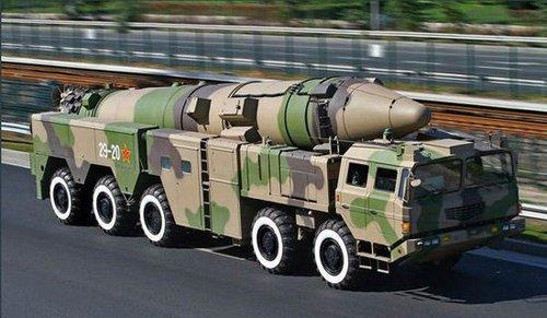美专家:中国喜欢1月11日 可能在该日测试DF21D