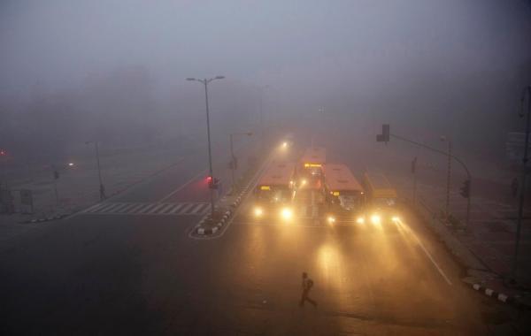世卫公布世界空气污染最差20城 中国无一上榜