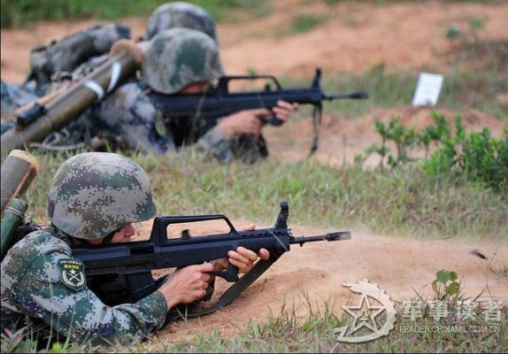 我军大校:革命军人要有血性 敢牺牲是军队脊梁