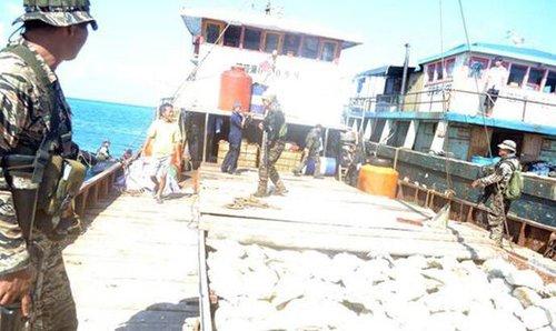 菲律宾外交部否认暂停与中方就黄岩岛问题对话