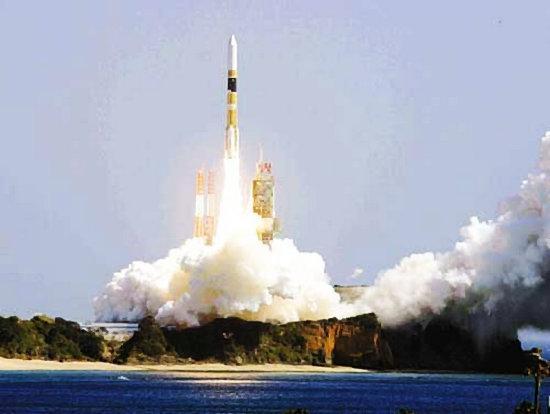 日本拟研发光学数据中继卫星 加强监视钓鱼岛