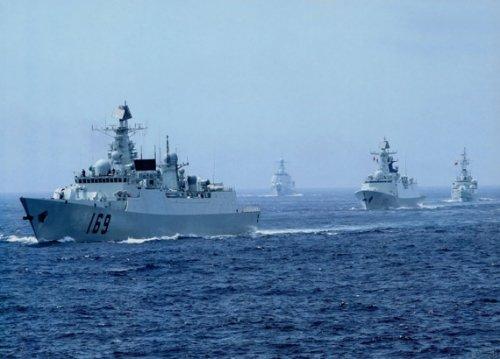 """中国在南海问题上做多说少 与周边国家""""暗战"""""""