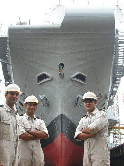 海军专家:印度发展航母道路很智慧 值得学习
