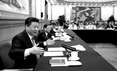 习近平参加湖南团审议:吸取衡阳选举案教训