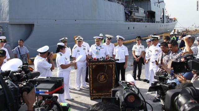 菲律宾国防部长:已向中国提交所需国防设备清单