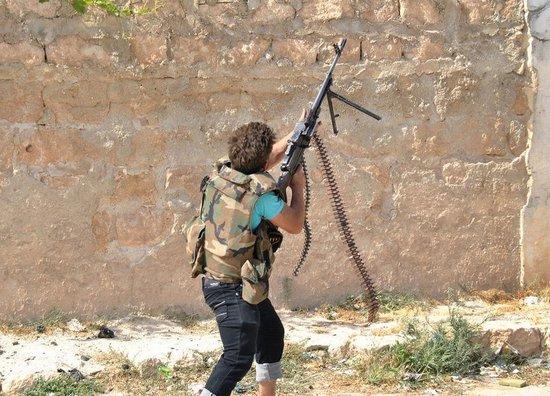 """美国务卿称叙利亚冲突开始进入""""最后阶段"""""""
