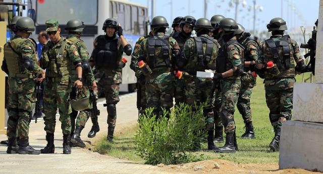 埃及一袭击者刺伤6名游客 我使馆提醒注意安全