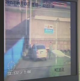 男子因被嫌弃技术差 在驾考考场开车乱窜1小时