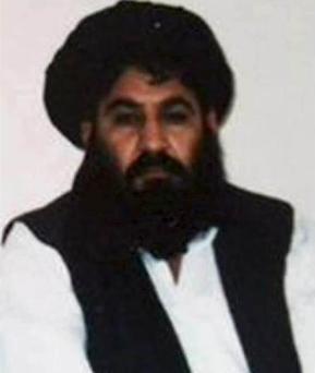阿富汗塔利班头目曼苏尔死亡(图)