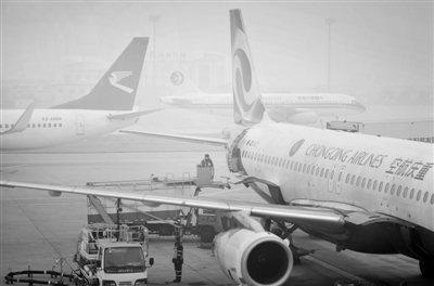 """国内八大繁忙机场将禁以""""流量管控""""限制起飞"""