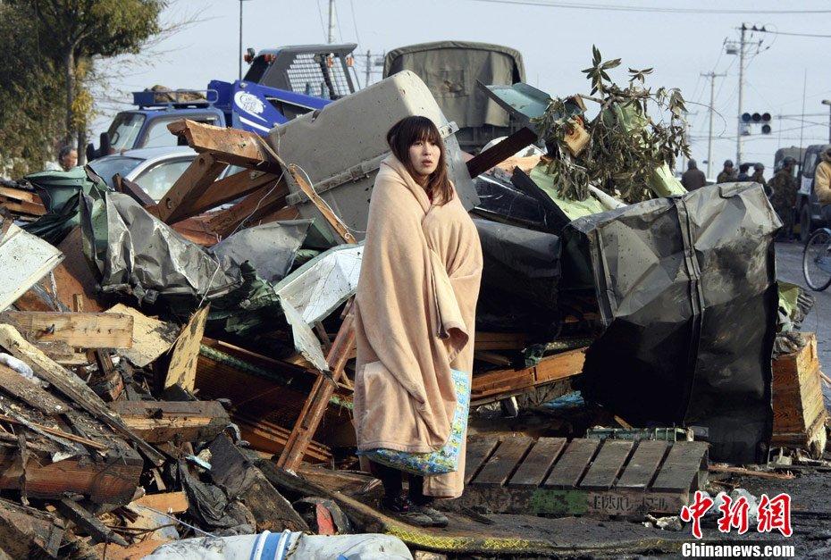 日本大地震引起的思索 - 金满堂 - 南书房