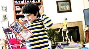 美国9岁神童大学授课 4岁加入门萨俱乐部(图)