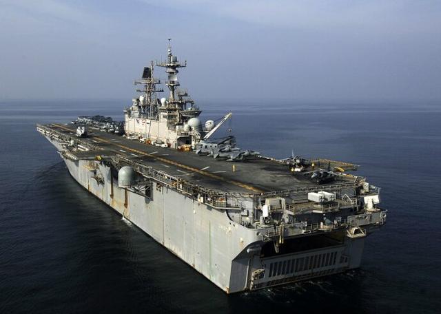埃及与美国已出动多艘战舰应对也门局势