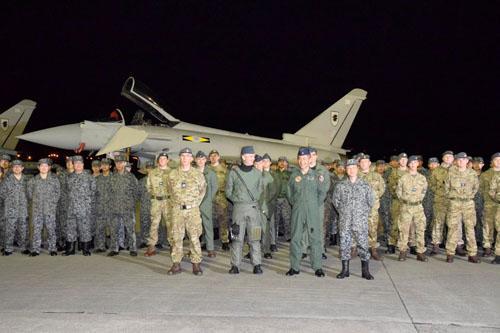 港媒:英国四架主力战机赴日本演习 被指欲制衡中国