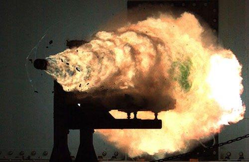 台媒:解放军研制秘密武器电磁炮 可超俄赶美
