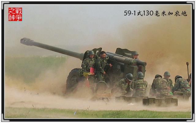 把敌人喷成刺猬:凶残无比的国产炮射箭霰弹