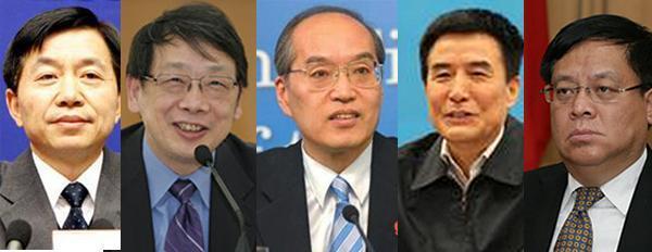 官方首次曝光中央巡视工作领导小组新阵容