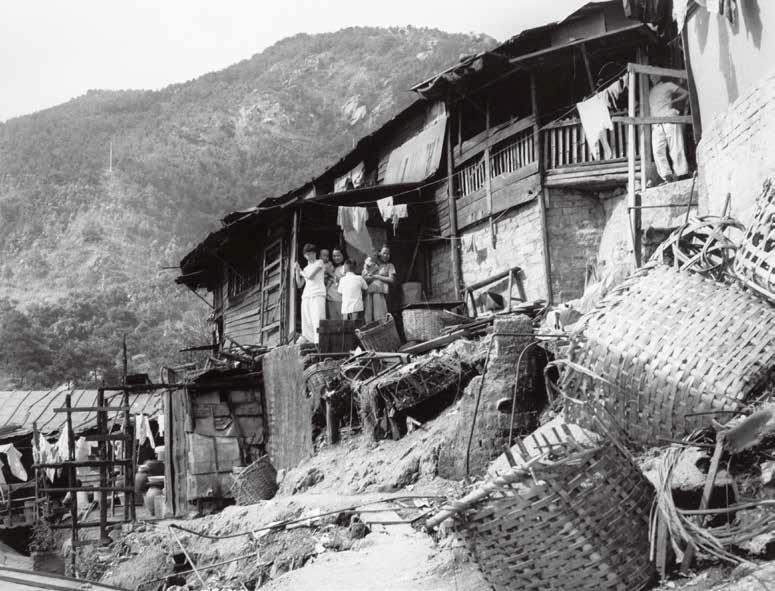 1950年,调景岭。