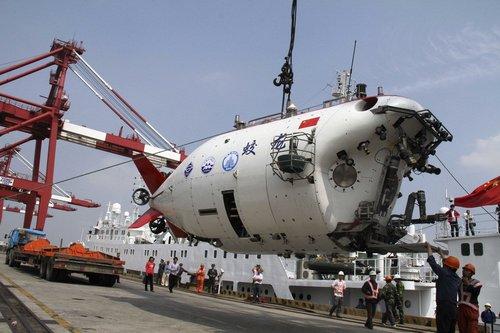 蛟龙号19日从厦门起航 赴东北太平洋海域作业