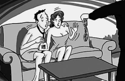 婆媳二人出租屋内相约卖淫 为彼此介绍客源