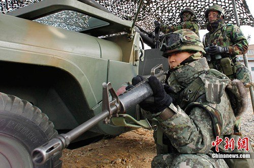 韩美军演牵各方神经 中国吁六方会谈团长磋商